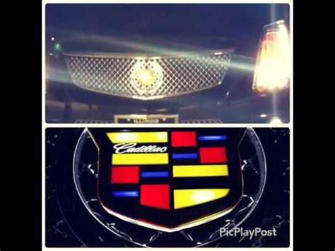 Cadillac Badge by Lighted Cadillac Badges