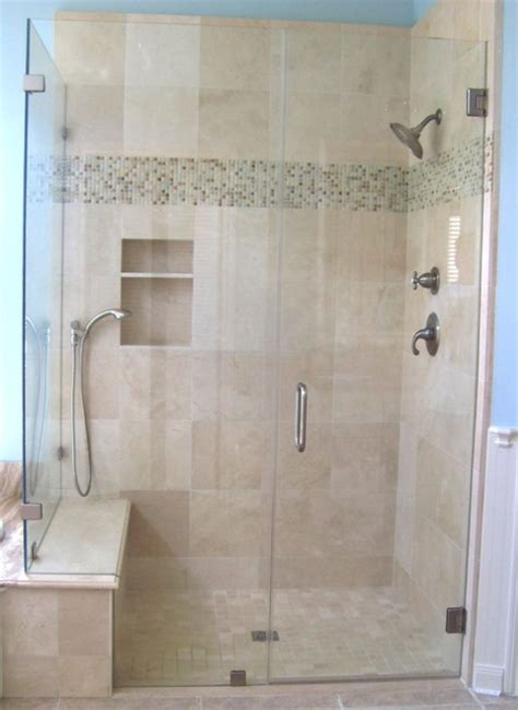 bathroom shower enclosure frameless shower enclosure traditional bathroom