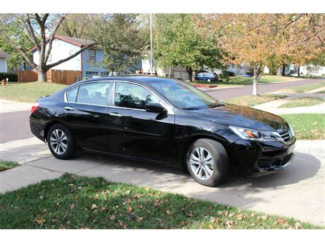 2015 honda accord for sale by owner in overland park ks 66283