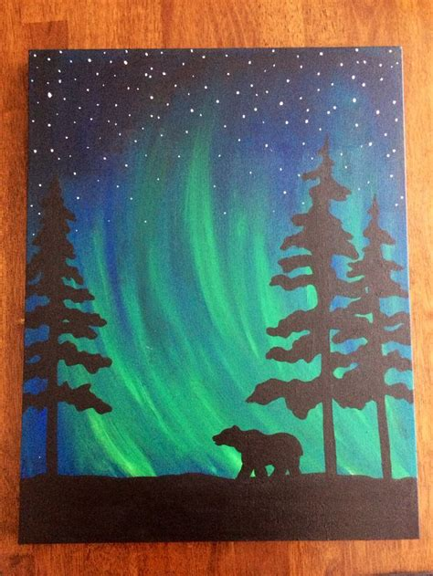 beginner craft projects best 25 canvas paintings ideas on canvas
