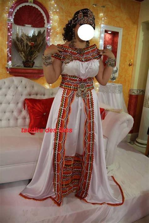 robe kabyle moderne algerian