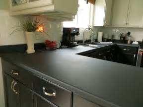Paint Your Kitchen Countertops With Chalkboard Paint