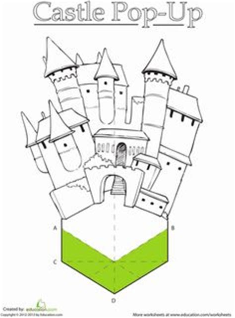 how to make a pop up castle card 1000 images about pop ups on pop up cards