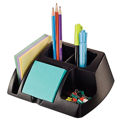 office depot desk organizers office depot brand 30percent recycled desk organizer by