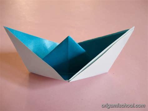 boat paper origami origami boat how to make origami boat