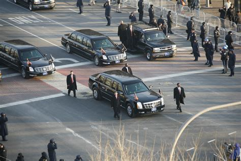 Obama Cadillac by The Amazo Effect By Presidential Edict Cadillac One