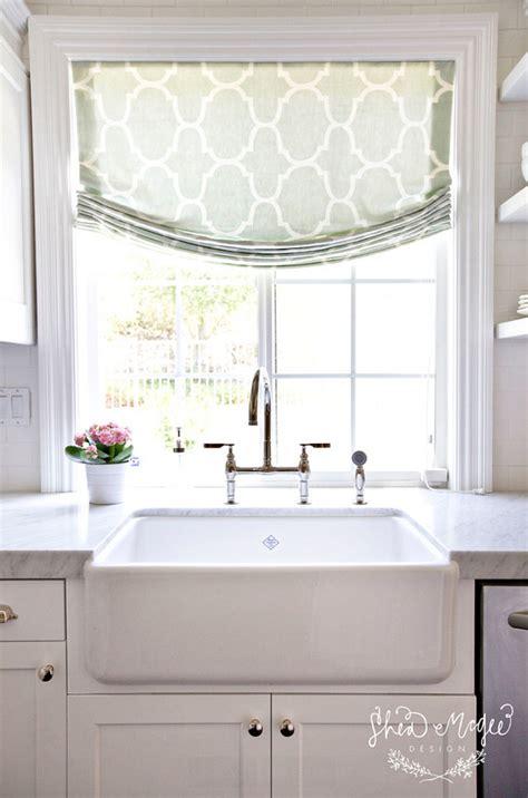 kitchen window treatments sink interior design ideas home bunch interior design ideas