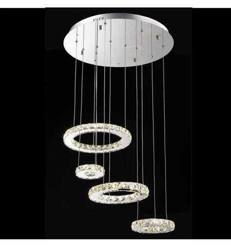 fabulous lustre design cristal led goya cm with lustre design pas cher