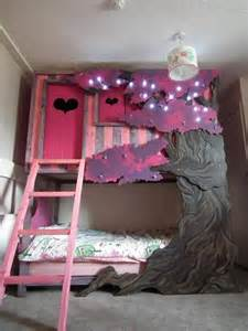 mid high bunk beds woodland tree house bed dreamcraft furniture the