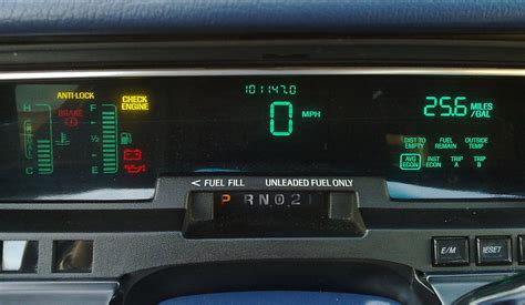 Digital Dashboard Cars by Do You What Your Dashboard Warning Lights