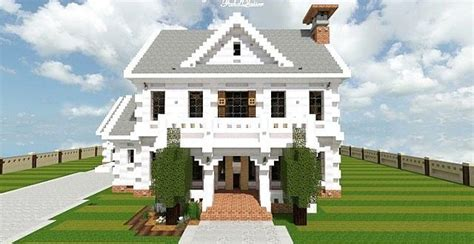 minecraft home design georgian home minecraft house design