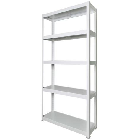 steel shelving units white office shelving units