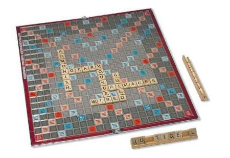 number of squares on a scrabble board scrabble board with the number of squares for