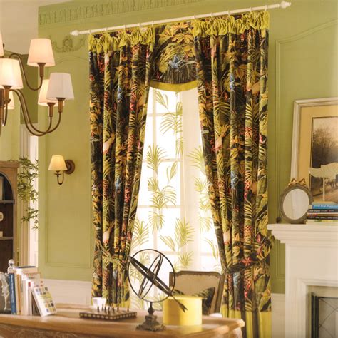 room darkening curtains room darkening curtains country green floral jacquard