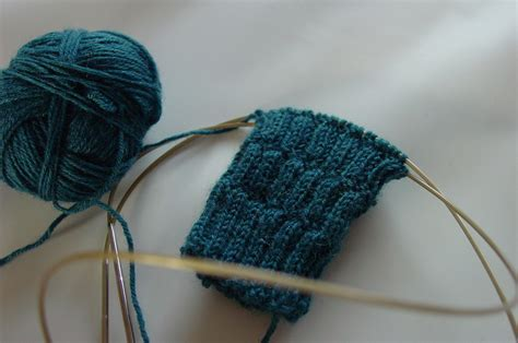 knitting two circular needles circular knitting with only 24 stitches