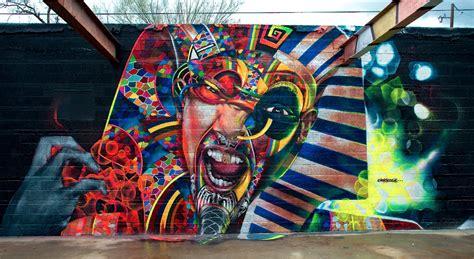 spray painter names spray paint murals chor boogie look between the lines