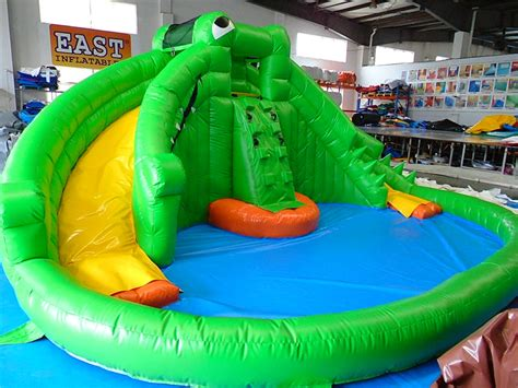 inflatables uk cheap crocodile isle water park for sale uk