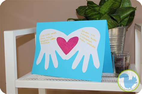 how to make the best mothers day card 18 creative diy mothers day cards