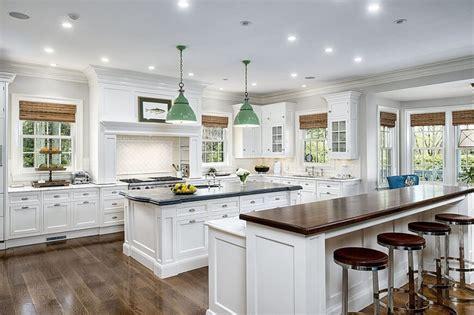 u shaped kitchen island 41 luxury u shaped kitchen designs layouts photos
