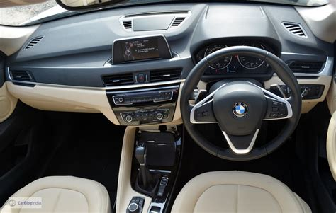 Bmw With Interior by Bmw X1 Test Drive Review With Images Specifications