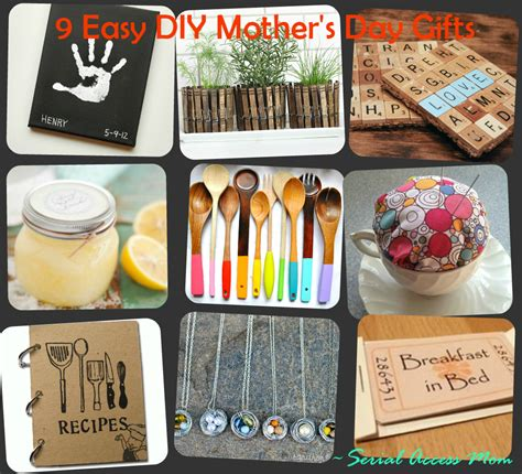 gifts for easy serial access 9 easy diy gift ideas for s day