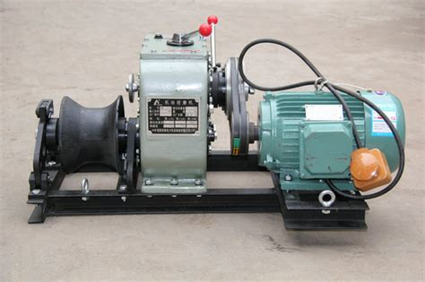 Electric Winch Motors by 3t Electric Motor Powered Winch Id 7692412 Product
