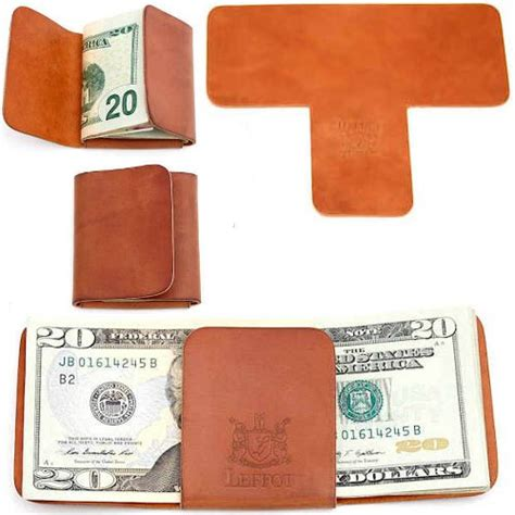 easy origami wallet leffot the fold wallet origami the gadgeteer