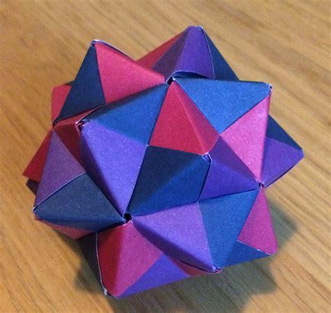modular origami sonobe origami sonobe cube l tutorial origami tutorials