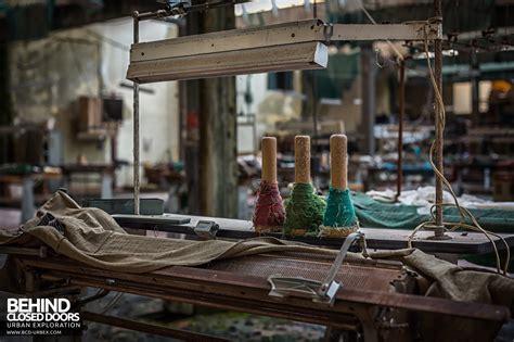 knitting factory knitting factory italy 187 urbex closed doors