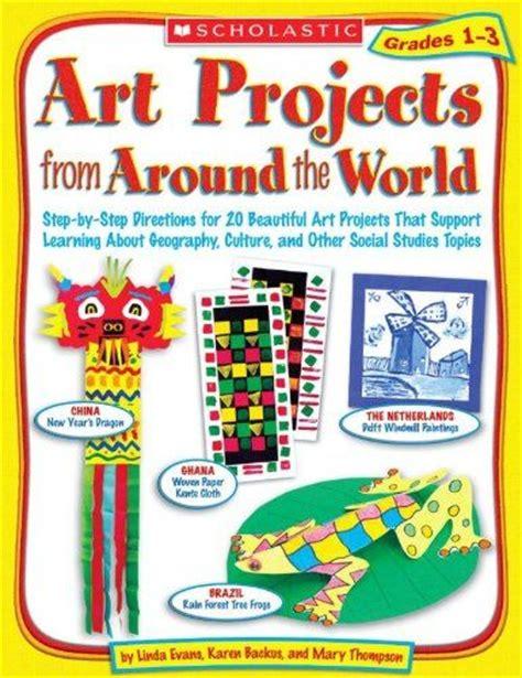 Around The World Crafts For
