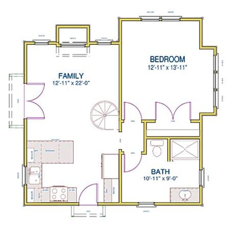 small cabin floor plans with loft small cottage design small cottage house plan with loft