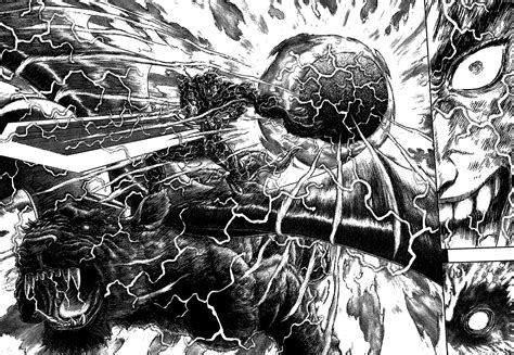 berserk volumes post the most badass powerful cool page of you