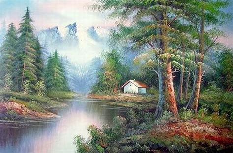 bob ross paintings price cheap freehand 13 style of bob ross painting in