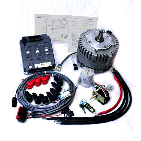 Motor Electric 5 Kw by 5 Kw Brushless Sailboat Kit