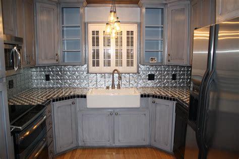tin backsplash for kitchen tin backsplash kitchen backsplashes contemporary