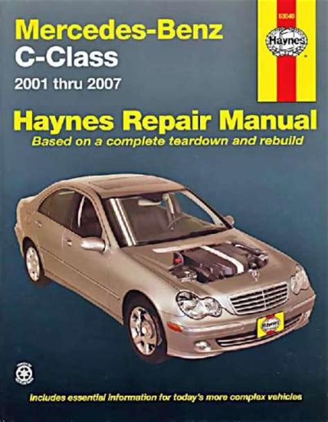 automotive service manuals 2001 mercedes benz s class windshield wipe control mercedes benz c class w203 2001 2007 haynes service repair manual sagin workshop car manuals