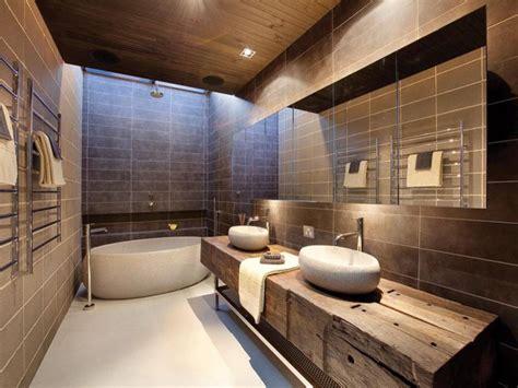 bathroom interior design pictures rev 234 tements et meubles salle de bain bois massif et