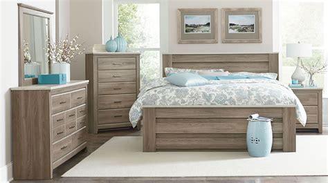 weathered oak bedroom furniture stonehill weathered oak poster mansion bedroom set from