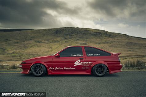 Japanese Car Wallpaper by Toyota Ae86 Toyota Car Ae86 Japanese Cars Wallpapers
