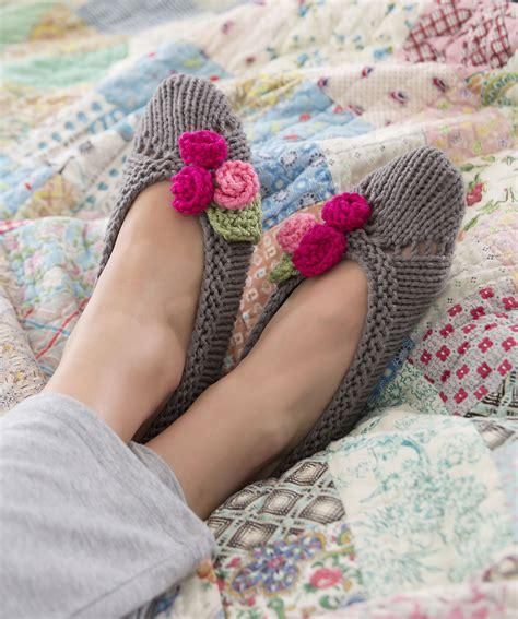 free slipper patterns to knit or crochet knitted slipper patterns a knitting