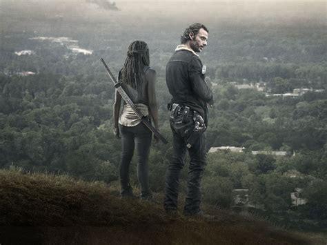 the walking dead the walking dead season 6 mid season premiere poster the