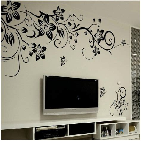 removable stickers for walls advantages of decorating your home with removable wall
