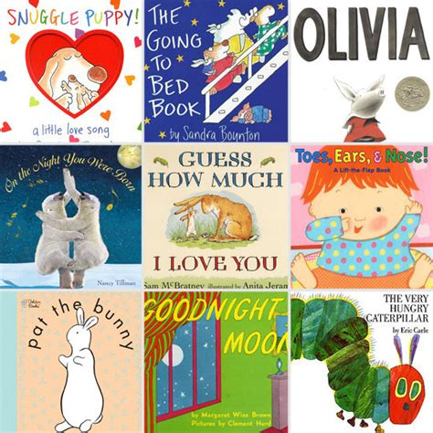 baby picture books best books for infants popsugar