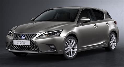 Lexus Ct 200 H by Lexus Gives 2018 Ct 200h A Facelift And Drops It