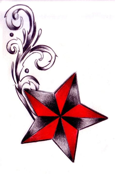 nautical star by daelin reid on deviantart