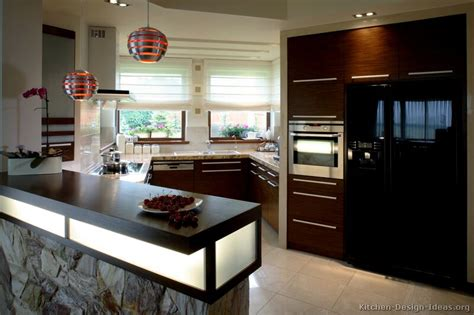 modern wood kitchen design pictures of kitchens modern wood kitchens