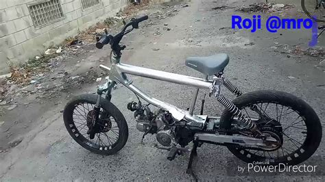 Modifikasi Motor Model Sepeda by Motor Bmx Impremedia Net