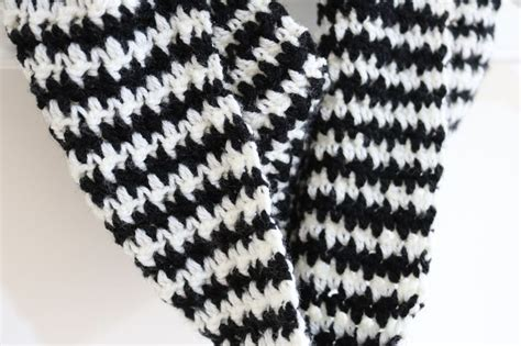 houndstooth knit pattern easy houndstooth crochet pattern coco crochet
