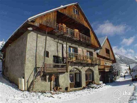 chalet for rent in jean d arves iha 23820