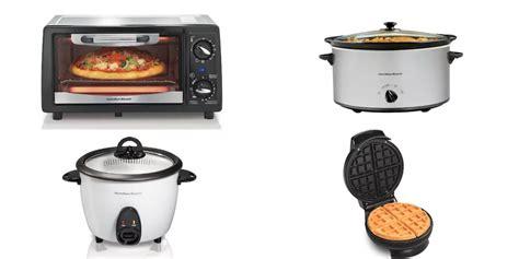 buy 3 hamilton small kitchen appliances 7 each